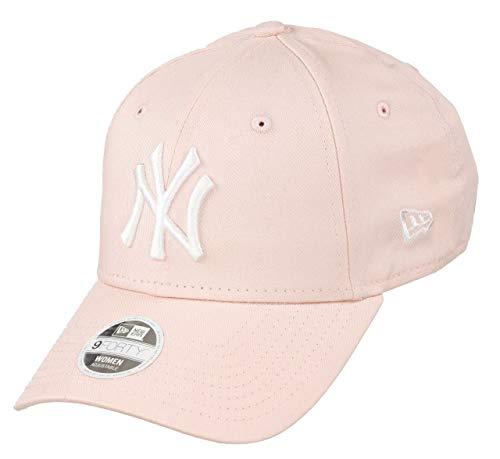 New Era New York Yankees MLB Cap 9Forty Damen verstellbar rosa - One-Size