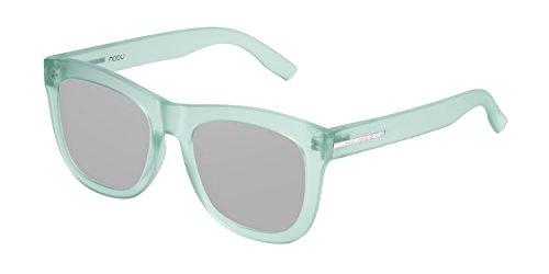 HAWKERS · NOBU · Frozen Iced Aqua · Chrome · Gafas de sol para hombre y mujer