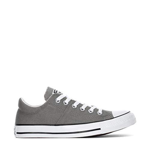 Converse Women's Chuck Taylor All Star Madison Low Top Sneaker (Dark Stucco/White/Black, 6 B(M) US)