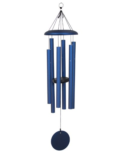 Corinthian Bells 36 Midnight Blue Windchimes