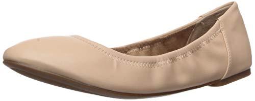 Amazon Essentials Belice Ballet Flat Damen Ballet Flat, Pink (Gehaucht Rosa), 38.5 EU