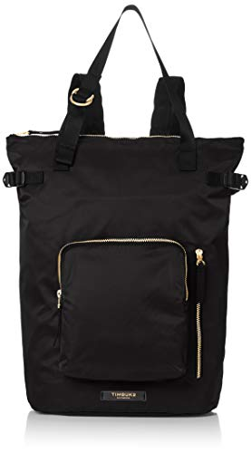 Timbuk2 2189-3-6114 The Convertible Backpack Tote, Jet Black