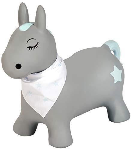 KINDSGUT Gioco Gonfiabile per Saltare, Pony