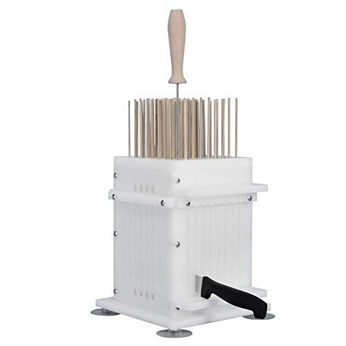 XYSQWZ Barbecue Tools Set Zubehör Automatische Besaitungsmaschine Barbecue Commercial BBQ Skewer Maker Kebab Box