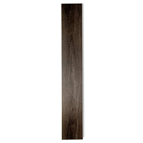 Luxury Vinyl Floor Tiles by Lucida USA | Interlocking Flooring for DIY Installation | Sample Wood-Look Plank | TruCore | 7
