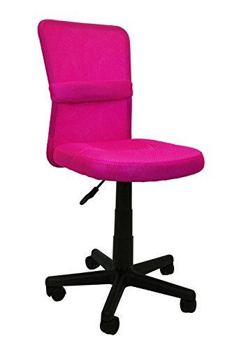 Preisvergleich Produktbild Die spanische Stuhl Mojacar Bürostuhl 50x40x95 cm Rosa