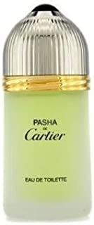 Cartier Cartier Pasha Eau De Toilette Spray, 50 Ml/1.7 Ounce, 1.0 Ounce