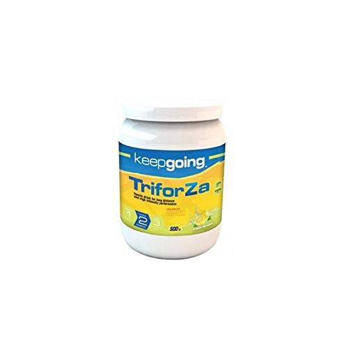 Bebida Energetica Triforza Energy Keepgoing 500g Tropical