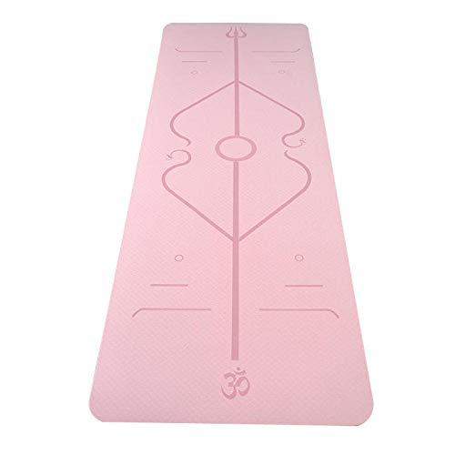 Toalla de yoga para tienda de yoga, diseño de color, grosor de tamaño