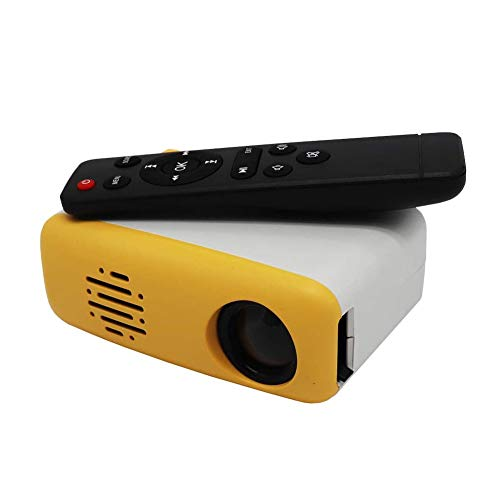 Mini Kids Pojector,iRULU LED LCD Pico Movie Projector with HDMI,USB,AV Interface,Pocket Video Projector for Movie,TV,Play Game,Gift for Children Kid