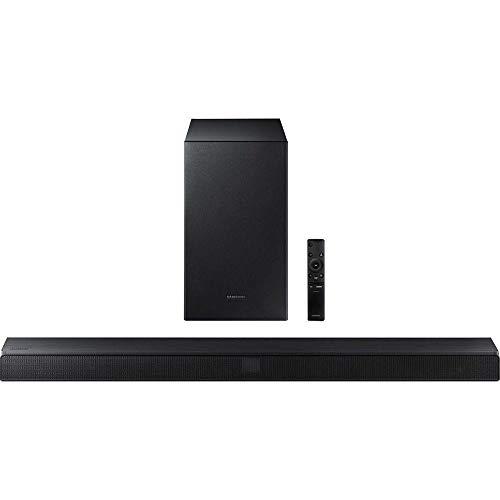 Soundbar Samsung com 2.1 Canais e 320W - HW-T550/ZD
