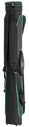 McDermott 75-0940 3 Butt x 5 Shaft Backpack Sport Pool Cues Stick Case