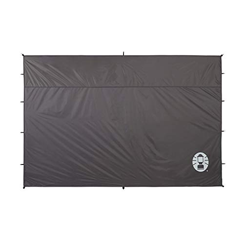 Coleman Sunwall Accessory for 10x10 Canopy Tent | Sun Shade Side Wall Accessory to Block Sun, Wind, and Rain