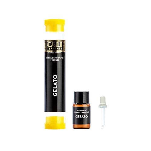 Terpenos Gelato de Cali Terpenes - Terpenos Puros - 1ml - Mejora tus Aceites Esenciales, Cosméticos, Extracciones o E-líquidos