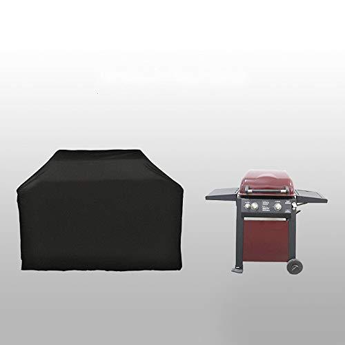 BASA Gartenmöbelbezug,GrillbezugGrillOxford Tuch einfache wasserdichte und staubdichte Möbel (schwarz)