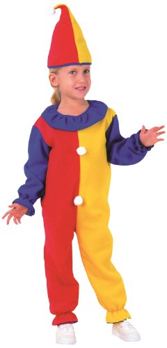 Rio - 1509 - Costume Enfant - Clown - 3-4 Ans