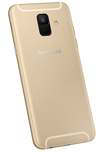 Samsung Galaxy A6 (Gold, 32GB) with Offers