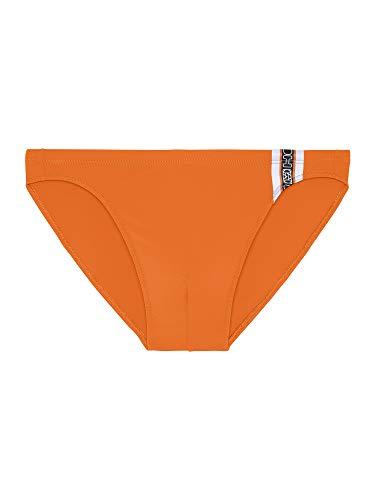 HOM Hombre Swim Micro Briefs Bañador 'Alize' - Orange - M