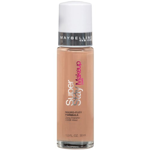 Maybelline New York Super Stay 24Hr Makeup, Caramel, 1 Fluid Ounce