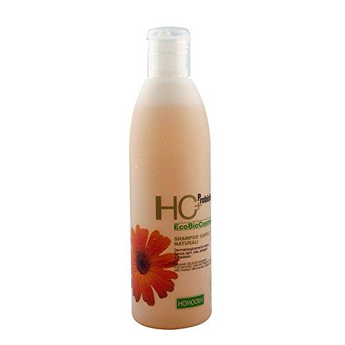 Shampooing Per Capelli Uso Frequente Extra Delicato Homocrin Hc+ 250 Ml