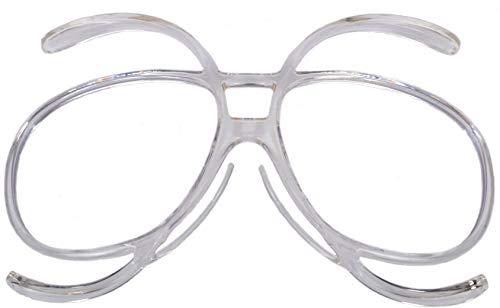 Rapid Eyewear Universal SKI AND SNOWBOARD GOGGLES Rx Prescription Adaptor....