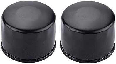Milttor 2 Packs 951-12690 Oil Filter Fit MTD 490-201-0010 4P90HU 4P90HUA 4P90HUB 4P90JHA 4P90JT 4P90JU 4P90JUA 4P90JUB 4P90JUC 4P90M0 4P90MU 4P90MUA 4X90HU Lawn Mower