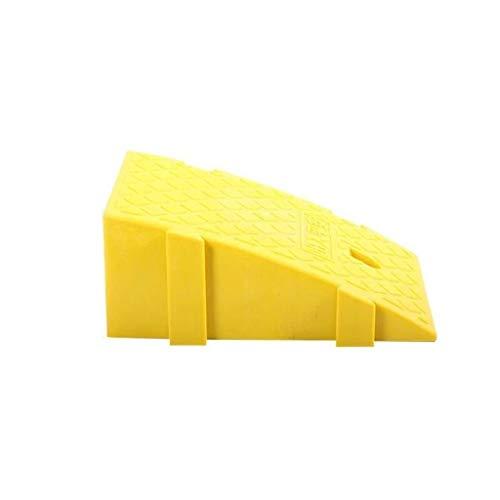 Z-Ramps Mat, draagbaar, voor buiten, draagbaar, voor in de auto, met driehoekige pads, bergop-pad, trap, rolstoel, bergop-pad, antislip, mat op de stoepranden