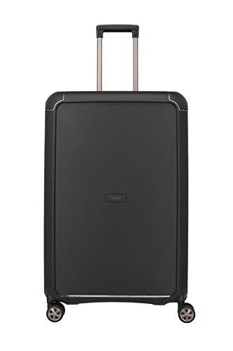"""TITAN """"COMPAX""""-Trolleys von TITAN®: stabile Hartschalen-Koffer in futuristischer Optik in 3 Farben Koffer, 77 cm, 104 Liter, Black"""