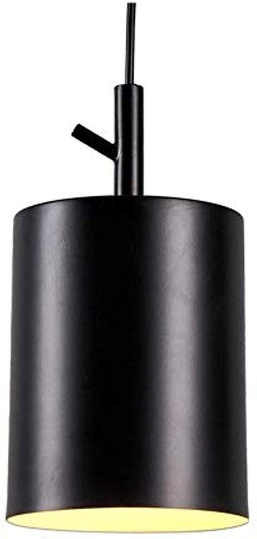 Chandelieriron Single-Head Decorative Lamp,15X15X29Cm,Restaurant Bedroom Bar Fixture Light