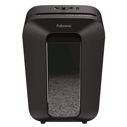 Fellowes Powershred LX70 triturador de Papel Corte en partículas Negro