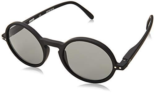 IZIPIZI PARIS | SUN LetmeSee #G Black Soft Grey Lenses +0,00 | Sonnenbrille| Sonnenschutz