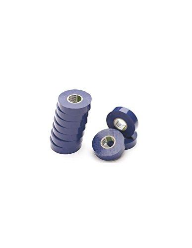 NITTO - 1045-BLPC Isolierband, 19 mm x 20 m Abmessungen, Blau 165853