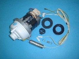 Genuine BELLING Lavavajillas bomba de recirculación Motor 32x 1617