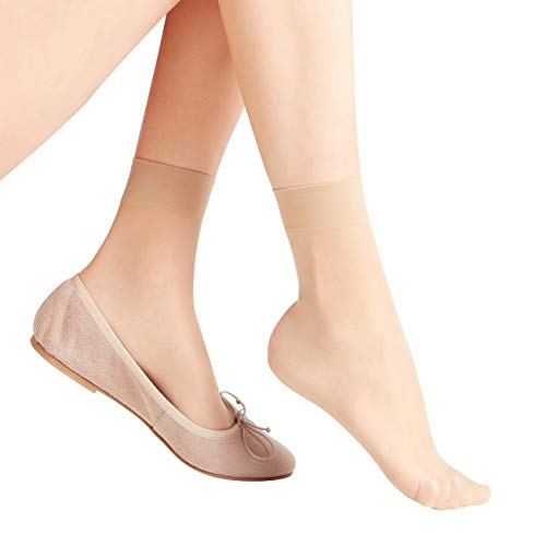 FALKE Seidenglatt Damen 15 DEN W SO Socken, Beige (Golden 4699), 39-42