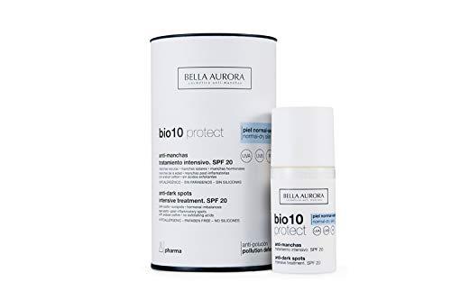 BELLA AURORA Bio10 Protect Antimanchas Piel Normal - Seca 30 ml 1 Unidad 500 g