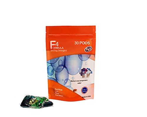 Bed Bug Detergent Pods (30 PODS)