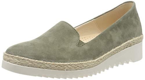Gabor Shoes Damen Comfort Sport Slipper, Grün (Oliv (Jute) 34), 39 EU