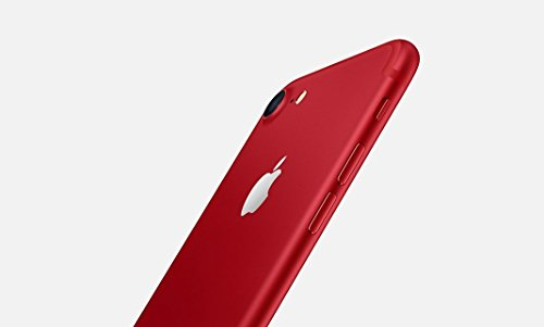 Apple iPhone 7 Single SIM 4G 128GB Red - smartphones (11.9 cm (4.7in), 128 GB, 12 MP, iOS, 10, Red) (Generalüberholt)