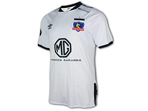 UMBRO Colo Colo Home Jersey Weiss - M