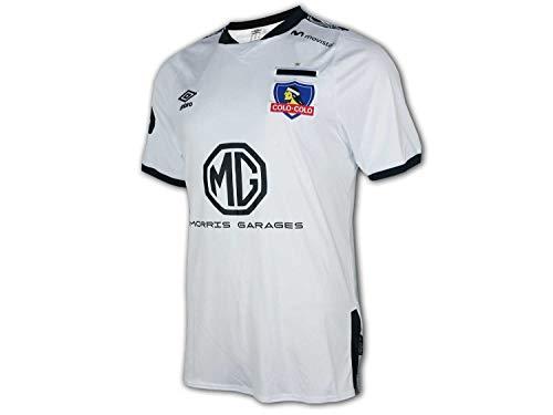 UMBRO Colo Colo Home - Jersey (talla M), color blanco