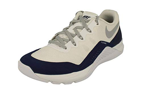 Nike Mujeres Metcon Repper DSX Running 902173 Sneakers Turnschuhe (UK 4 US 6.5 EU 37.5, White Wolf Grey Binary Blue 102)