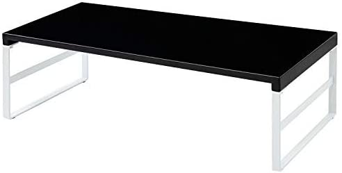 LIHIT LAB Desktop Stand, Sturdy Steel Stand for Laptop/Computer Monitor (New Version, Exclusive)