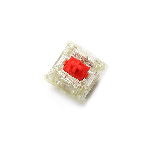 Wholesales Auténtico SMD RGB Cherry MX Switch 3 Pin Mecánico Teclado Velocidad Plata Silencioso Rojo Azul Rosa Interruptores Red 3 Pin 5PCS