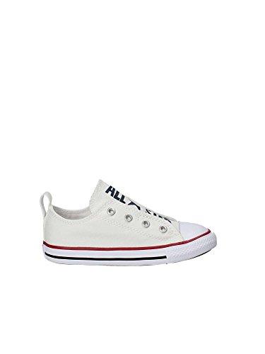 Converse Scarpe Sneaker Bambini Ct As Simple Slip 756862c-white/athletic Navy