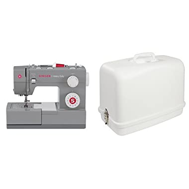 SINGER 4432 Heavy Duty Extra-High Sewing Speed Sewing Machine with Universal Hard Carrying Case