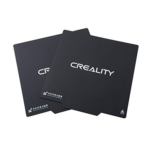 Accesorios para impresoras 15D,Creality Magnetic Build Surface Surface PadPadS Ultra-Flexible Removable 3D Impresora Calefacción Funda de Cama 235 s 235mm para CR-10, 10S, Pro 3D Printer