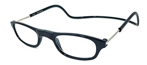 Óculos De Grau Magnético Pendurar Dobrável Sem Lentes