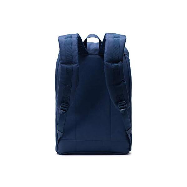 3165rdZazxL. SS600  - Herschel Retreat Backpack - Mochila casual unisex, Azul (Navy), 19.5 L
