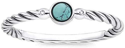 Thomas Sabo Women Ring Ethnic 925 Sterling Silver, Blackened D_TR0023-357-17