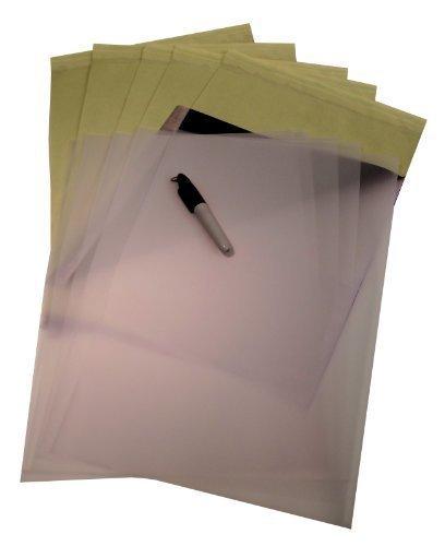 Dctattoo Kit Pochoir Tatouage Carbone, Papier Calque, Peau Stylo - #5/5